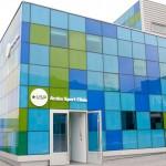 Instalaciones de USP Araba Sport Clinic en el BAKH de Vitoria-Gasteiz