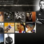 Victoria Pendleton´s website