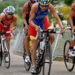 La triatleta Ainhoa Murua