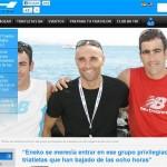Entrevista a Iñigo Mujika en BH Triatlón