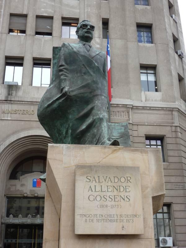 Santiago de Chile (Foto: Iñigo Mujika)