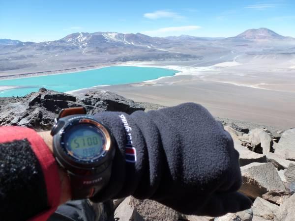 Parque Nacional Nevado Tres Cruces (Foto: Iñigo Mujika)