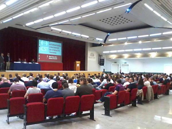 Sesión Inaugural en Abano Terme, Italia (Foto: Iñigo Mujika)