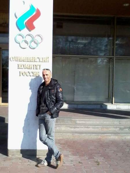 Comité Olímpico Ruso, Moscú (Foto: Iñigo Mujika)