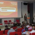 Conferencia en el INSEP en París