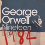 """1984"", de George Orwell."