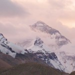 Amanecer en el Campo Base del Everest